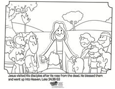 peter preaching at pentecost coloring pages - your neighbors love your and coloring pages on pinterest
