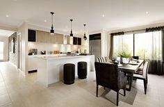 Carlisle Homes - Marlow 25 Dining and Kitchen