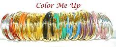 Leather Bangle Bracelets