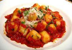 Gluten Free Gnocchi - trying for our work Christmas pot luck lunch!