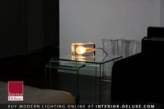 Block Table Lamp - Design House Stockholm  Shop Online http://www.interior-deluxe.com/block-table-lamp-p14352.html  #ModernLighting #InteriorDeluxe #DesignHouseStockholm