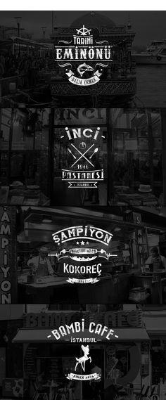 Tipografi Istanbul  - by ERMAN YILMAZ  |  Istanbul, Turkey