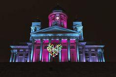 LUX light festival Helsinki