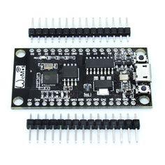 NodeMCU V3 Lua WIFI module integration of ESP8266 + extra memory 32M flash, USB-serial CH340G
