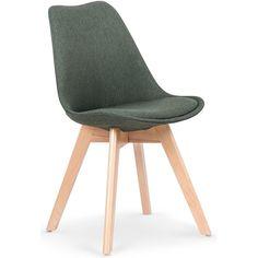 Kjøp - 669 NOK! Merle spisestol - Mørk grønn. En fin spisestol med moderne design. Spisestolen er tilvirket av