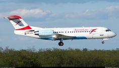 OE-LFR Austrian Airlines Fokker F70