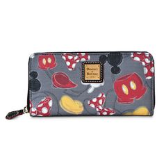 I love this, but can't justify $200 for a wallet.  Best of Mickey Wallet by Dooney & Bourke