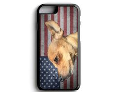 Check out iPhone Case Patriotic Dog For iPhone 4, iPhone 5, iPhone 5c, iPhone 6, iPhone 6 Plus with FREE iPhone Tempered Glass Screen Protector* on casematicus
