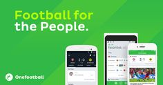 We are crazy about football. That's why we created the best mobile football platform for fans around the world. Whether you're looking for the latest scores and news or want to connect with your football mates, Onefootball makes it happen. Anytime. Anywhere.
