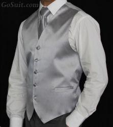 Men's Vest Solid Color - 13