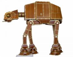 The Best Star Wars Furniture That Imperial Credits Can Buy - ATAT Liquor Cabinet