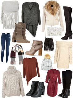 abbzzw | personal style and lifestyle blog: my christmas wish list #3: fashion & accessories