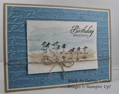 Deb's Stampin' Style: Stampin' Up! Wetlands