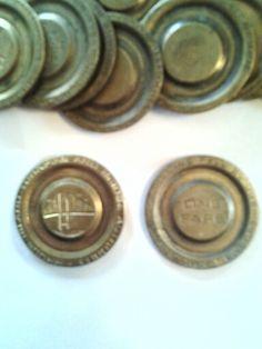Newport Bridge tokens! Who needs EZ-Pass?    #VisitRhodeIsland