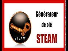 Générateur de clé Steam v3.4 GRATUIT - Octobre 2013