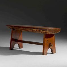 Roycroft, Ali Baba bench from the Roycroft Inn, model 46 Bedroom Cupboard Designs, Ali Baba, Roycroft, Outdoor Furniture, Outdoor Decor, Entryway Tables, Bench, Dining Table, Carving