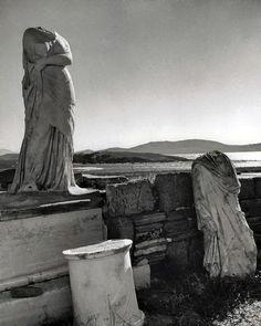 sland of Delos, Cyclades, Greece, 1937. ミ♡彡 Δήλος, Κυκλάδες,1937.
