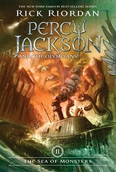 Sea of Monsters, The (Percy Jackson and the Olympians, Book 2) - http://www.darrenblogs.com/2016/10/sea-of-monsters-the-percy-jackson-and-the-olympians-book-2/