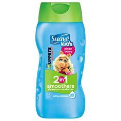 Visita Walmart y consigue los Suave Kids 2-in-1 Shampoo de 12 oz a $1.88 regularmente. Compra (1) y utiliza un cupón manufacturero de $0.75 ..