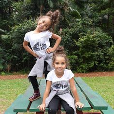 Thanks for the shirts bro @ontheswitchclothing  The girls wearing the 'Compton Cortez' shirts. Hit him up if you need screen printing done!