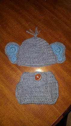 Check out this item in my Etsy shop https://www.etsy.com/listing/494583544/baby-elephant-elephant-outfit-photo-prop