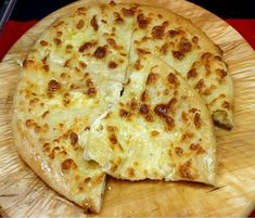 Homemade Cheese, Cheese Bread, Cooking Time, Finger Foods, Bakery, Food And Drink, Pizza, Yummy Food, Lunch