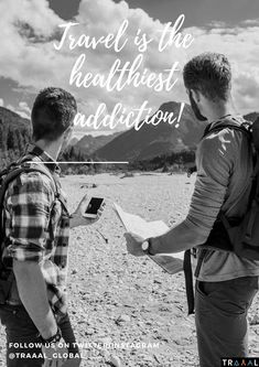 """""""Travel is the healthiest addiction!"""" #FollowUs and #StayTuned for updates (^_^) #travel #startups #business #onlinetravelagency #adventures #memories #moments #travelling #travellers #tourists #tours #tourism #photography #quote #travelquote #traveltips #travelphotography #ota #subscribe #ilovetravel #nature #comingsoon"""