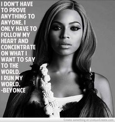 Beyonce Quotes the Secret to Her Success: http://www.iamdreamdriven.com/blog/beyonce-quotes-the-secret-to-her-success