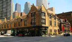 Chicago Tree Studios, Annexes, and Courtyard - Bill lived and painted in a studio here.  Lots of good times there.