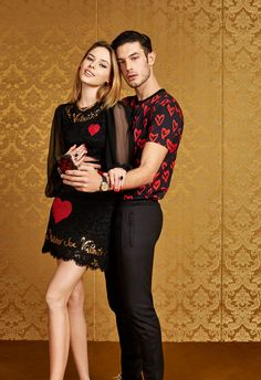 Discover the new Dolce & Gabbana Women's San Valentino Collection for Summer 2016 and get inspired.