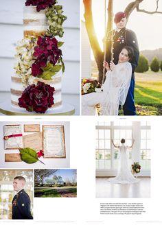 Vermont Bride Winter/Spring 2017 sneak peak | Bygone Romance | Nostalgic Wedding Inspiration