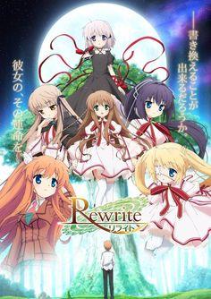 Anime Rewrite Key Visual