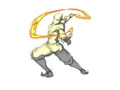 ⊚RaaVaatu⊚ // Firebending Fence Firebending Arms Firebending...