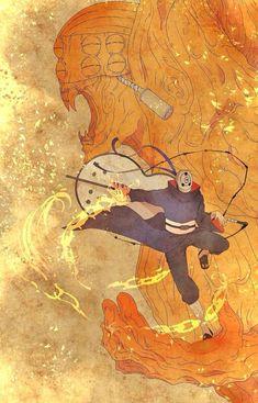 Obito's Susanō