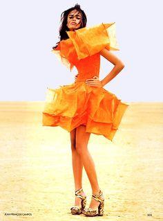Lakshmi Menon - India Vogue