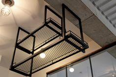 PRODUCT/SHELF/シェルフ/吊り棚/アイアン/キッチン/フィールドガレージ/リノベーション