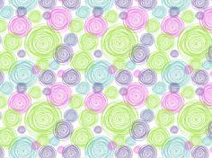 """""""Pastel chalk circles"""" by scrapnTeri"""