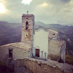 Roccascalegna Abruzzo Italy