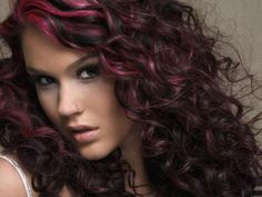 I'd love to do this to my hair...but probably wouldn't be brave enough,to be honest.