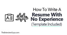 Interview Process, Job Interview Tips, Resume No Experience, Get The Job, Templates, Writing, Reading, Blog, Stencils