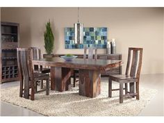 Jadu Accents Dining Table 54711