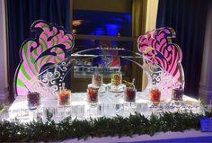 Candyland Display ice sculpture by Art Below Zero, via Flickr