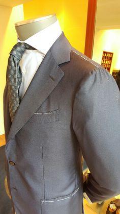 Stile Italiano | New Luigi Borrelli blazer f/w 2015