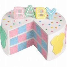 """Gâteaux pour Baby Shower : le gâteau """"Baby"""""""