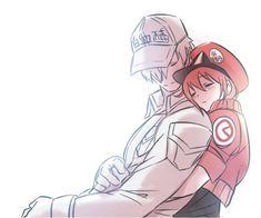 por que no tengo mas espacio donde ponerlas y necesito un lugar, tamb… Ngẫu nhiên Me Anime, Anime Love, Manga Anime, Anime Art, Kamigami No Asobi, Tamako Love Story, Anime Lindo, White Blood Cells, Couple Drawings