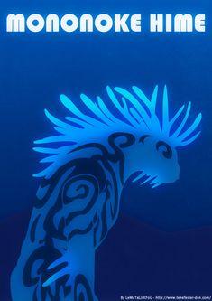 princess mononoke artwork - Google Search
