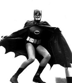 Batman's Adam West Dies