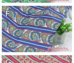 Прямые продажи! 1 шт./лот 100 * 50 см смешанная полосой серии старинные хлопчатобумажной ткани постельные принадлежности пошива DIY тильда тканькупить в магазине General merchandise BruceнаAliExpress