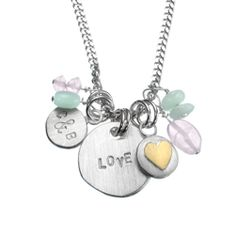 True Love Personalised Necklace  http://www.treather.com/product/true-love-personalised-necklace