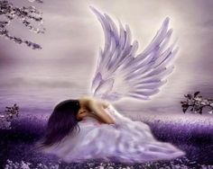 Alone With Pain | CRYING ANGEL, Alone, ANGEL, CRYING, FEMALE, Hurt, Lost, Pain, PURPLE ...